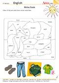 Clothes Puzzle - I'm puzzled