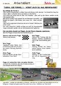 Die Formel 1 - wirst auch du mal Rennfahrer