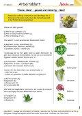 Salat - gesund und vielseitig - Quiz