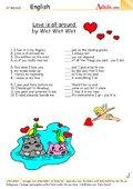 Love is all around - Who's your secret valentine?