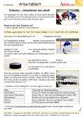 Eishockey - körperbetont und schnell