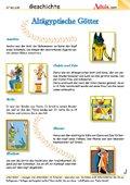 Altägyptische Götter