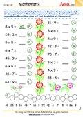 Multiplikation und Division