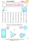 Worträtsel Grundformen