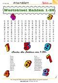 Worträtsel Zahlen