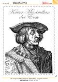 Kaiser Maximilian der Erste