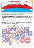 Verkehrszeichen Plakate