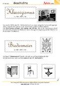 Klassizismus & Biedermeier