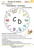 Teilaufgaben - Divisionen für Roulette, N° 200.211