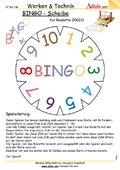 Bingo - Spiel für Roulette, N° 200.211