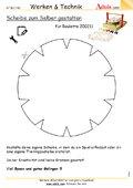 Leerscheibe - Roulette, N° 200.211