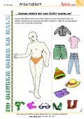 Kleidungswechsel im Herbst