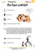 Der Tiger schläft