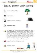 Baum, Tunnel oder Zwerg