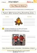 Feuer - Nutzen oder Bedrohung