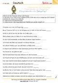Hauptsatzreihe oder Satzgefüge