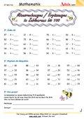 Minusrechnen / Ergänzungen im Zahlenraum bis 100