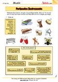 Perkussive Instrumente