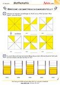 Brüche geometrisch dargestellt