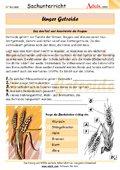 Unser Getreide