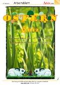 Ostern - Ein Quiz mit 8 Fragen.