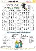 25 Märchenfiguren