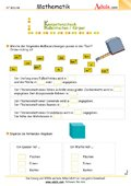 Kompetenzcheck Maßeinheiten / Körper