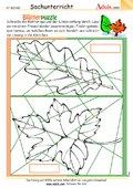 Blätterpuzzle