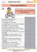 Richtig Radfahren