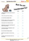 Bist Du ein Hundeexperte?