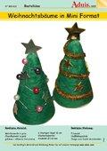 Weihnachtsbäume im Mini Format