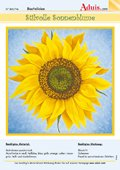 Stilvolle Sonnenblume