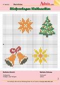 Stickvorlagen Weihnachten