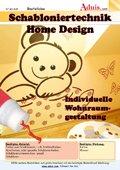 Schabloniertechnik - Home Design