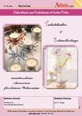 Teelichthalter und Schmetterlinge leicht gemacht