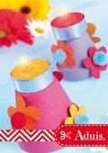 Blumentopf Teelichthalter