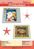 3D Weihnachtskarten