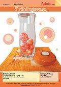 Frühlingsvase mit Magic Marble