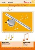 Musikinstrumente aus Kochlöffeln