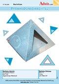 Pyramidenschachtel