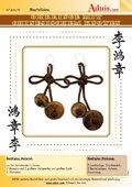Ohrringe mit chinesischem Knoten