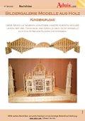 Bildergalerie Modelle aus Holz