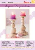 Elegante Kerzenständer