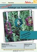 Weihnachtliche Aufhänger aus Ausstechformen