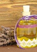 Duftendes Lavendelöl