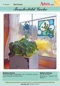 Fensterbild Gecko