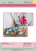Weihnachtsbaumhänger von Filz