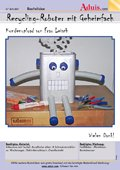 Recycling-Roboter mit Geheimfach
