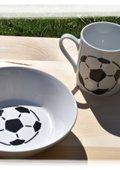 WM Fußball Tasse- Müslischale