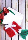 Weihnachtliche Spülschwäme
